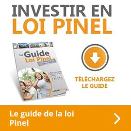 Guide d'investissement en loi Pinel