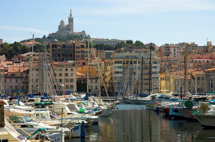 Immobilier neuf à Marseille