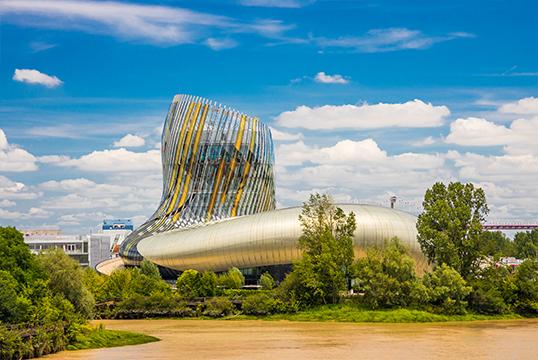Le musée du vin à Bordeaux