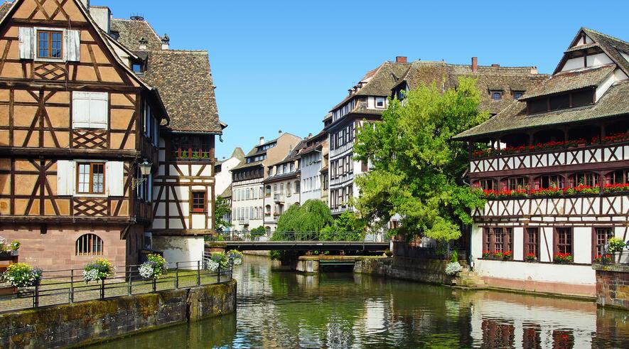 Vieux quartiers de Strasbourg