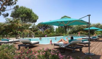 Sérignan programme immobilier rénové « La Dune »