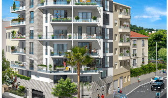 Nice programme immobilier neuf « Dolce Villa » en Loi Pinel