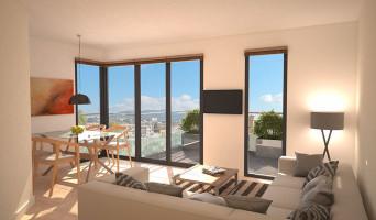 Nice programme immobilier neuve « Dolce Villa » en Loi Pinel  (2)