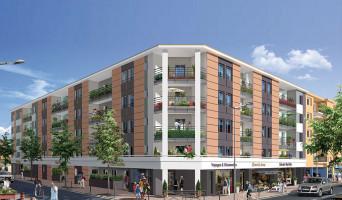 Vallauris programme immobilier neuve « Villa Paloma »