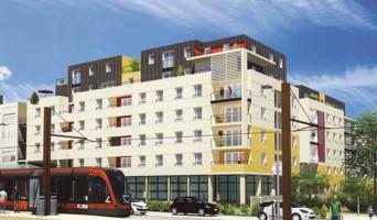 Le Mans programme immobilier rénové « Connex'City »