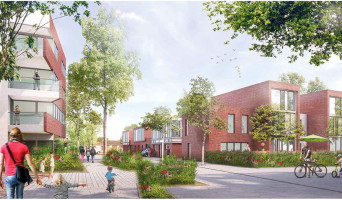 Lille programme immobilier neuve « Neo Village »