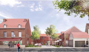 Lille programme immobilier neuve « Neo Village »  (3)