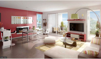 Lille programme immobilier neuve « Neo Village »  (4)
