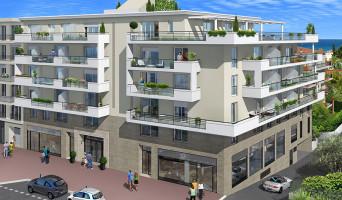 Cagnes-sur-Mer programme immobilier neuve « Résidence Daniella »