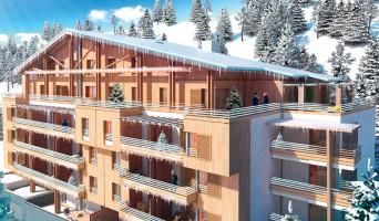 Péone programme immobilier neuve « L'Argentera »