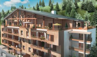 Péone programme immobilier neuve « L'Argentera »  (2)