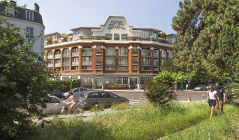 Charenton-le-Pont programme immobilier rénové « Le 50 Rue de Gravelle » en loi pinel