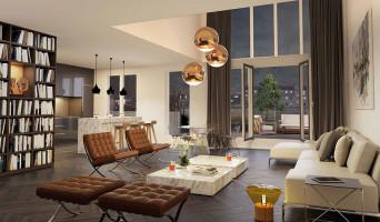 Charenton-le-Pont programme immobilier neuve « Le 50 Rue de Gravelle » en Loi Pinel  (2)