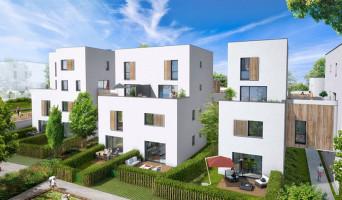 Colomiers programme immobilier neuve « Les Essentielles Bâtiments 3 & 4 »