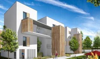 Colomiers programme immobilier neuve « Les Essentielles Bâtiments 3 & 4 »  (2)