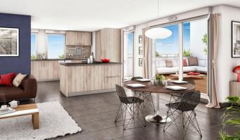 Colomiers programme immobilier neuve « Les Essentielles Bâtiments 3 & 4 »  (4)