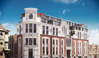 Béthune programme immobilier neuve « Ardeko »