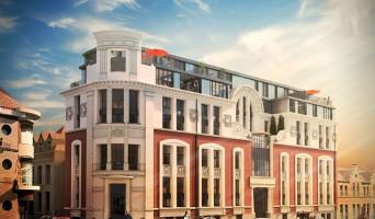 Béthune programme immobilier neuve « Ardeko »  (2)