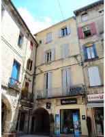 Sommières programme immobilier à rénover « L'Hôtel des Oliviers » en Monument Historique  (2)