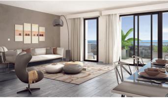Antibes programme immobilier neuve « L'Oliveraie de Saint Jean »  (4)
