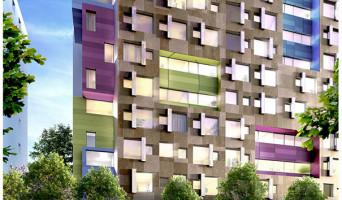 Montpellier programme immobilier neuve « Petit Train »