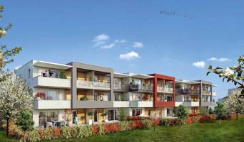 Thonon-les-Bains programme immobilier neuve « Domaine des Rubis »