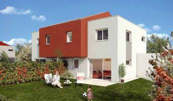 Thonon-les-Bains programme immobilier neuve « Domaine des Rubis »  (2)
