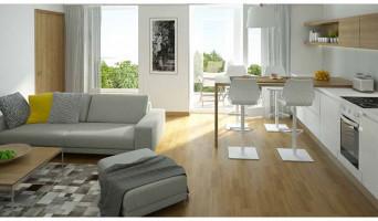 Thonon-les-Bains programme immobilier neuve « Domaine des Rubis »  (3)