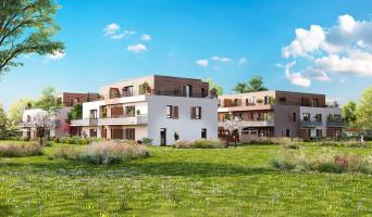 Ornex programme immobilier neuve « La Villa d'Ornex »