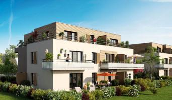 Ornex programme immobilier neuve « La Villa d'Ornex »  (2)