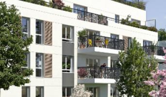 Aubervilliers programme immobilier rénové « Résidence n°210840 » en loi pinel