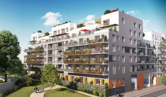 Nancy programme immobilier neuve « SymBio'Z »