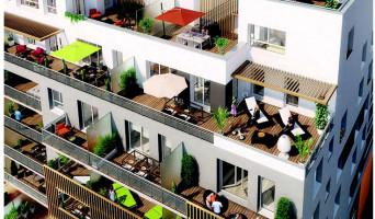 Nancy programme immobilier neuve « SymBio'Z »  (2)