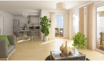 Nancy programme immobilier neuve « SymBio'Z »  (3)