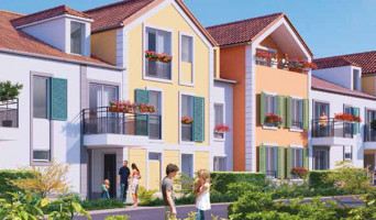 Vauréal programme immobilier neuve « Les Jardins Victor Hugo »
