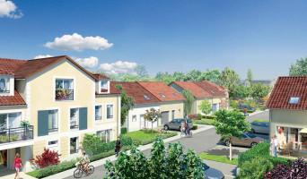 Vauréal programme immobilier neuve « Les Jardins Victor Hugo »  (2)