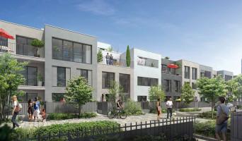 Évry programme immobilier neuve « Bio Valley »  (3)