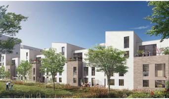 Évry programme immobilier neuve « Bio Valley »  (4)