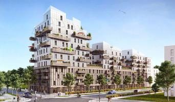 Strasbourg programme immobilier neuve « Sensations »