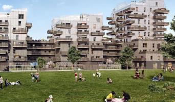 Strasbourg programme immobilier neuve « Sensations »  (2)