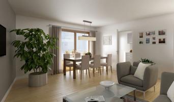 Strasbourg programme immobilier neuve « Sensations »  (3)