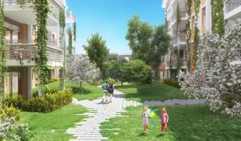 Villeurbanne programme immobilier neuve « Collection »  (2)