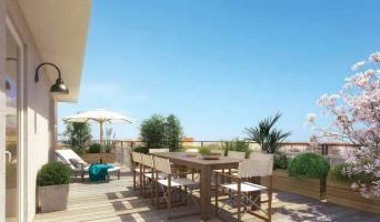 Villeurbanne programme immobilier neuve « Collection »  (3)