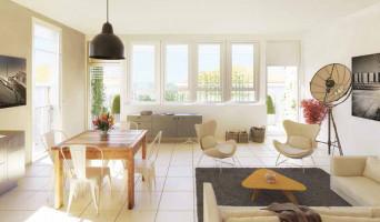 Villeurbanne programme immobilier neuve « Collection »  (5)