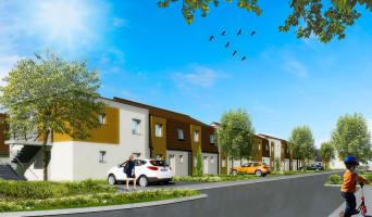 Beaurains programme immobilier neuve « Botanik »
