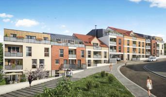 Corbeil-Essonnes programme immobilier rénové « Aquarelle » en loi pinel