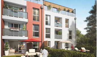 Corbeil-Essonnes programme immobilier neuve « Aquarelle »  (2)