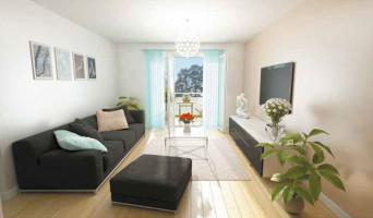 Corbeil-Essonnes programme immobilier neuve « Aquarelle »  (3)