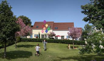Boissy-l'Aillerie programme immobilier neuve « Wood Park »  (3)