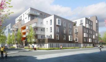 Amiens programme immobilier neuve « Villa Oréa »